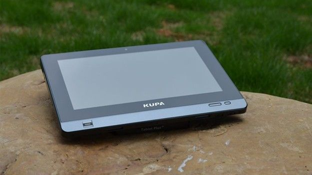 Kupa X11 Windows 8 Tablet at CES