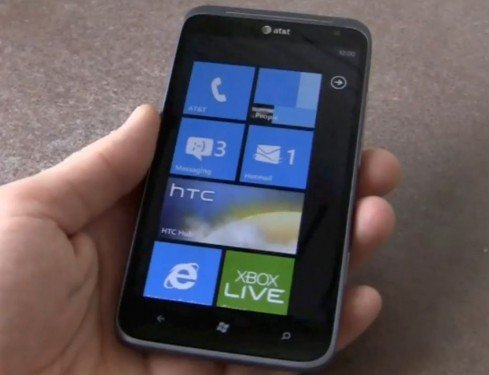 HTC Titan II Windows Phone