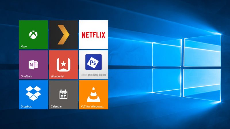 Windows 10 apps