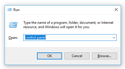 how-to-open-control-panel-in-windows-10