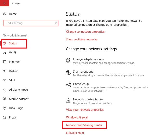 Wi-Fi Passwords On Windows 10