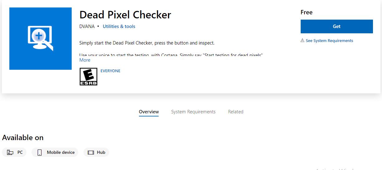 check-for-dead-pixels-dead-pixel-checker-app-microsoft-store-windows