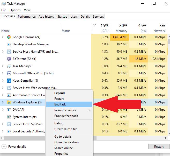 fix-unresponsive-apps-on-windows